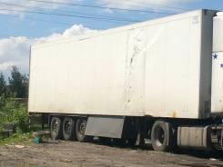 Schmitz Cargobull. Продам рефрежиратор 2003 год Schmitc, 24 000 кг.