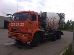 Камаз 6520-61. Продается бетоносмеситель Камаз в Челябинске, 11 762 куб. см., 9,00куб. м.