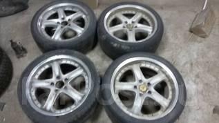 WOLF Wheels. 9.0/9.5x9, 5x114.30