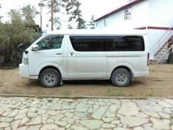 Toyota Hiace. автомат, 4wd, 2.7 (151 л.с.), бензин, 142 тыс. км