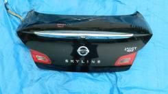 Крышка багажника. Infiniti G20 Infiniti G25, V36 Infiniti G35 Infiniti G37, V36 Nissan Skyline, PV36, V36, NV36, KV36 Nissan Infiniti G37, CV36, HV36...