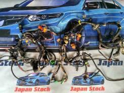 Электропроводка. Honda Accord, CF3, CF4 Honda Torneo, CF3, CF4 Двигатели: F20B, F20B1, F20B2, F20B3, F20B4, F20B5, F20B6, F20B7