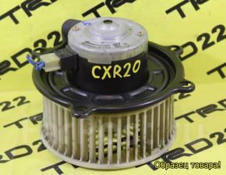 Мотор печки. Toyota Estima Emina, TCR10G, TCR11G, TCR21G, TCR20G, CXR20G, CXR21G, CXR10G, CXR11G, CXR11, TCR10, TCR21, CXR21, TCR11, CXR10, CXR20, TCR...