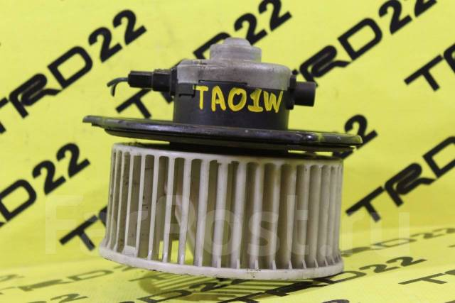 Мотор печки. Suzuki X-90, LB11S Suzuki Escudo, TD11W, TA01R, TA11W, TD61W, TD31W, TA01W, TA01V, TD01W, TA31W, TA51W, TD51W, AT01W Двигатели: G16A, H20...