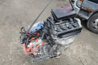Двигатель в сборе. Toyota Prius, NHW11 Двигатели: 1NZFXE, 2ZRFXE, 5ZRFXE