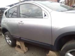 Дверь боковая. Nissan Dualis, NJ10 Nissan Qashqai