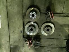 Колодки тормозные дисковые. Subaru