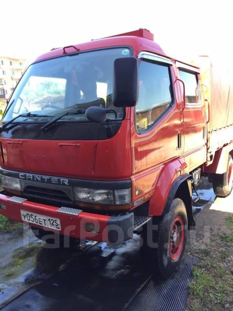 Mitsubishi Canter. Продаётся грузовик митсубиши Кантер, 4 600 куб. см., 1 000 кг.