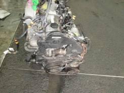 Двигатель RF Mazda в разборе
