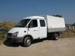 ГАЗ 33023. Продам Дубль Кабина, 2 500 куб. см., 1 500 кг.