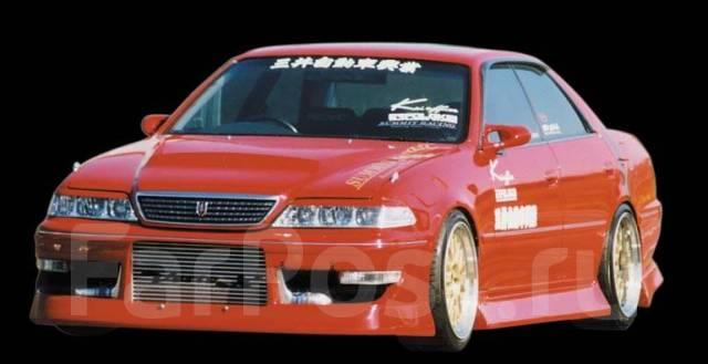 Обвес кузова аэродинамический. Toyota Mark II, JZX101, LX100, GX105, GX100, JZX100, JZX105