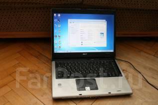 """Acer Aspire. 15.4"""", 1 600,0ГГц, ОЗУ 2048 Мб, диск 320 Гб, WiFi, Bluetooth, аккумулятор на 1 ч."""