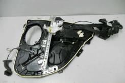 Обшивка накладка двери задней левой с механ. стеклоподъемником fo. Ford Fusion, CBK Ford Fiesta, CBK. Под заказ
