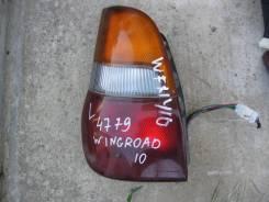 Стоп-сигнал. Nissan Wingroad, WEY10, WFGY10, WHY10, WFNY10, WFY10, WHNY10 Двигатели: SR18DE, SR20DE, GA15DS, SR20SE, GA15DE, CD20