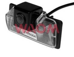 Камера заднего вида. Nissan: Note, Wingroad, Bluebird Sylphy, Almera, Maxima, Bluebird, Tiida, Dualis Infiniti QX56, Z62 Двигатели: MR18DE, HR15DE, HR...