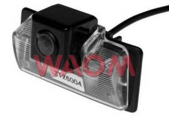 Камера заднего вида. Nissan: Maxima, Bluebird, Dualis, Bluebird Sylphy, Tiida, Almera, Note, Wingroad Infiniti QX56