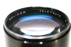 Soligor tele-auto 200mm 1:2.8. диаметр фильтра 72 мм