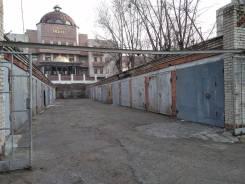 Гаражи кооперативные. улица Вострецова 12в, р-н Центральный, 17 кв.м., электричество, подвал.