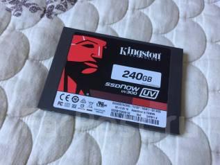SSD-накопители. 240 Гб, интерфейс SATA