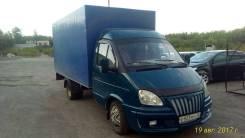 ГАЗ 32213. Газель 4,2 м, 2 500 куб. см., 3 000 кг.
