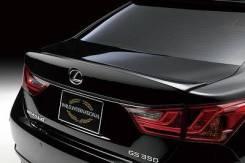 Спойлер. Lexus GS250, GRL15, AWL10, GRL10, GRL11. Под заказ