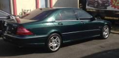 Mercedes-Benz S-Class. Документы+кузов s500 w220