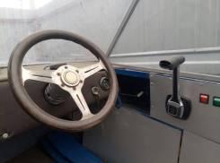 Прогресс-4. Год: 1983 год, длина 4,68м., двигатель без двигателя, 50,00л.с., бензин