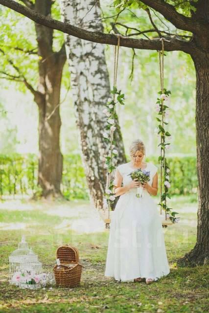 Свадебные качели в аренду