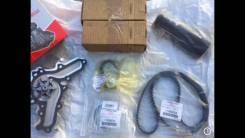 ГРМ с 2 роликами и водяной помпой Mitsubishi Outlander XL 3.0 (6B32). Mitsubishi Outlander, SUV, CW6W Двигатели: 3, MIVEC