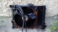 Радиатор охлаждения двигателя. Saab 9000, YS3C
