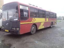 Hyundai Aero City 540. Автобус , 11 000 куб. см., 37 мест