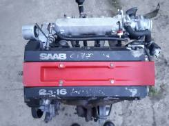 Двигатель в сборе. Saab 9000, YS3C Двигатель B234