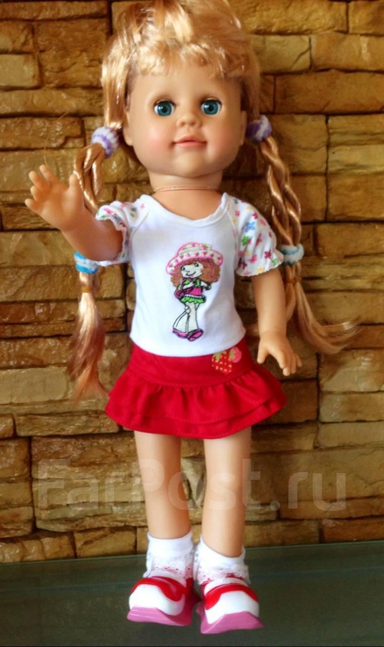 Инструкция интерактивной куклы любаша