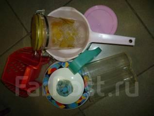 Посуда кухонная б/у