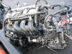Двигатель в сборе. Toyota Funcargo, NCP25 Двигатель 1NZFE