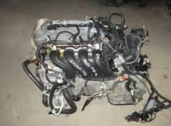 Двигатель в сборе. Toyota Allex, NZE121 Двигатель 1NZFE