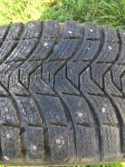 Michelin X-Ice North 3. Зимние, шипованные, 2013 год, износ: 10%, 1 шт