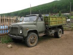 ГАЗ 53. Самосвал, 4 250 куб. см., 4 150 кг.