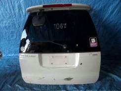 Багажный отсек. Toyota Lite Ace Noah, SR40G, SR50G, SR40, SR50 Toyota Town Ace Noah, SR40, SR50, SR40G, SR50G