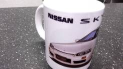 Кружка Nissan Skyline отправка по стране