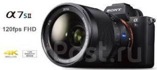 Продам камеру Sony a7s ii + объективs как новая на гарантии в рф.