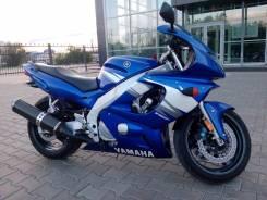 Yamaha YZF 600. 599 куб. см., исправен, птс, без пробега