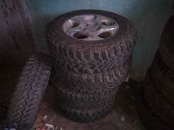 Комплект колёс на дисках с запаской. x15 5x114.30 ЦО 67,1мм.