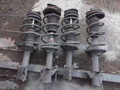 Пружина подвески. Nissan Bluebird Sylphy, QNG10 Nissan Sunny, FNB15 Двигатели: QG18DE, QG15DE