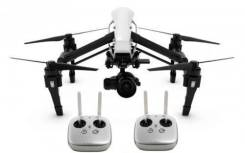 Квадрокоптер DJI Inspire 1 RAW с 2 пультами. Доставка по РФ. Техносеть