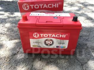 Totachi. 90 А.ч., Прямая (правое), производство Япония