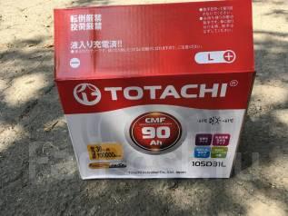 Totachi. 90 А.ч., Обратная (левое), производство Япония
