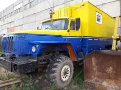 Урал 4320. Подъемник каротажный ПКС-5-05 на шасси , 11 150 куб. см., 15 000 кг.