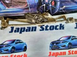 Трапеция дворников. Toyota Caldina, AT211, AT211G, ST210, ST210G, ST215, ST215G, ST215W Двигатели: 3SFE, 3SGE, 3SGTE, 7AFE