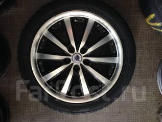 Продам комплект колес. x18 5x114.30 ET38